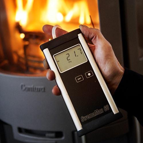 Uffe Sotare ger tips och råd kring säker eldning