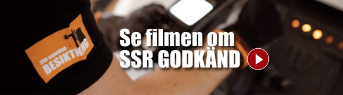 Se filmen om SSR Godkänd besiktning